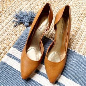 Kenneth Cole Reaction uplift heels pumps sz 8M